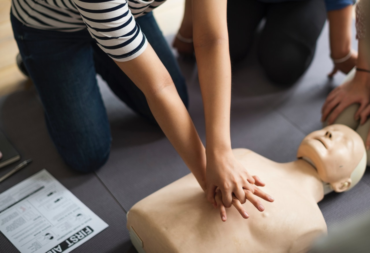 First aid course at Mauritius